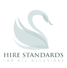 Hire Standards - For all Occassions